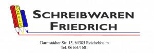 schreibwaren friedrich